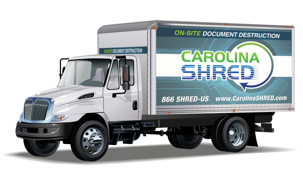 carolina-shred-truck-logo
